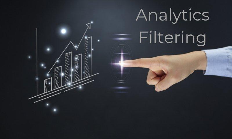 Analytics Filtering